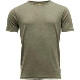 Devold Eika T-shirt Homme, lichen melange
